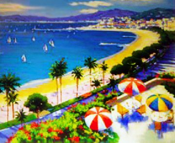 Beach View 2004 Limited Edition Print - Alex Pauker