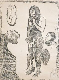 Eve   1926 Limited Edition Print - Paul Gauguin