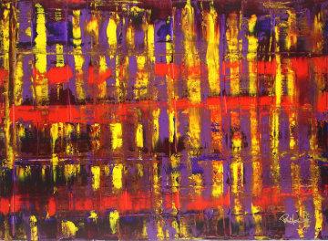 Sea of Dreams 2008 36x48 Huge Original Painting - Paul Stanley