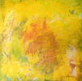 Astral Autumn 54x54 Original Painting - Paul Stanley