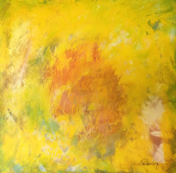 Astral Autumn 54x54 Original Painting by Paul Stanley