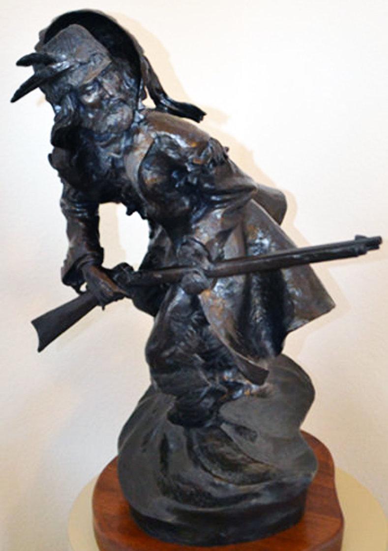 A Premonition Bronze Sculpture 1983 25 in Sculpture by Ken Payne