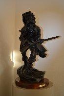A Premonition Bronze Sculpture 1983 25 in Sculpture by Ken Payne - 3