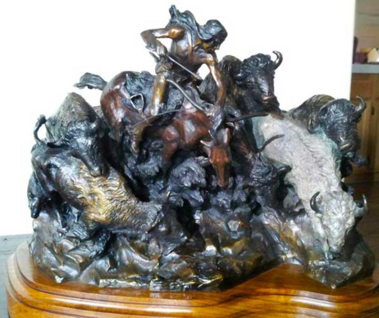 A Priceless Robe Bronze Sculpture 1990 23 in Sculpture by Ken Payne
