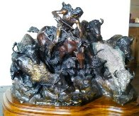A Priceless Robe Bronze Sculpture 1990 23 in Sculpture by Ken Payne - 0