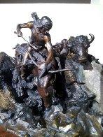 A Priceless Robe Bronze Sculpture 1990 23 in Sculpture by Ken Payne - 2