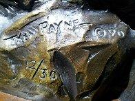 A Priceless Robe Bronze Sculpture 1990 23 in Sculpture by Ken Payne - 4