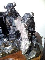 A Priceless Robe Bronze Sculpture 1990 23 in Sculpture by Ken Payne - 3