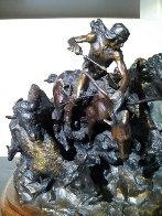 A Priceless Robe Bronze Sculpture 1990 23 in Sculpture by Ken Payne - 5
