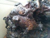A Priceless Robe Bronze Sculpture 1990 23 in Sculpture by Ken Payne - 7