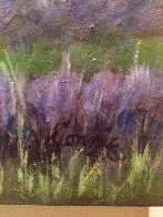 Lavender Field 2019 48x36 Super Huge Original Painting by Connie Pearce - 2