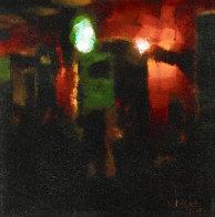 Pat O'Briens 2008 18x18 Original Painting by Matthew Peck - 0