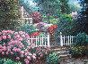 Watkins Gate 38x48 Original Painting by Henry Peeters - 0