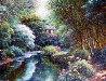 Taunton Stream 2008 46x58 Original Painting by Henry Peeters - 0