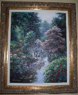 Southerland Trail 2000 38x32 Huge Original Painting by Henry Peeters - 1