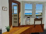 Cape Cod Room 36x48 Original Painting - Henry Peeters