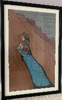 Olla Del Valle 1983 Limited Edition Print by Amado Pena - 2
