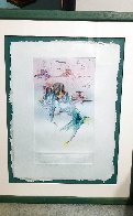 Untitled Monotype 1988 34x28 Works on Paper (not prints) by Amado Pena - 3