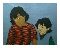 Amado Y Chepo 1978 Limited Edition Print by Amado Pena - 0