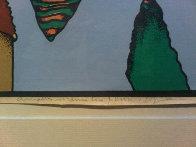 Amado Y Chepo 1978 Limited Edition Print by Amado Pena - 2