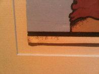 Amado Y Chepo 1978 Limited Edition Print by Amado Pena - 4