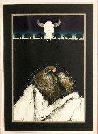 Georgia on My Mind 1982 Limited Edition Print by Amado Pena - 1