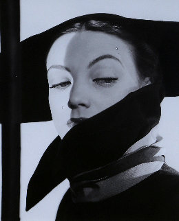 Woman in Hat Limited Edition Print - Irving Penn