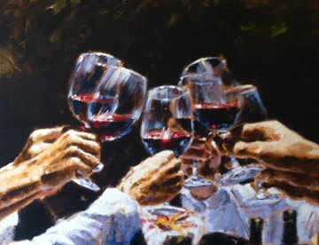 For a Better Life 2004  Limited Edition Print by Fabian Perez