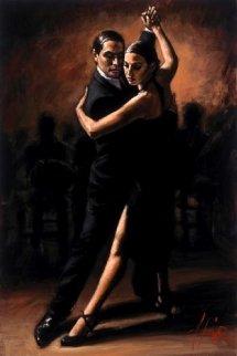 Tango VI  2005 Limited Edition Print - Fabian Perez