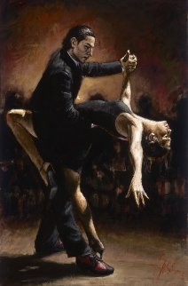 Tango VII AP 2005 Limited Edition Print by Fabian Perez