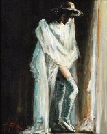 Catalina By the Window AP 2005 Limited Edition Print by Fabian Perez - 0