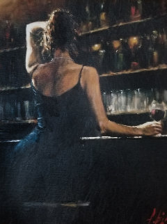Letizia 2002 Super Huge Limited Edition Print - Fabian Perez