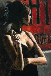 Noches De Buenos Aries III Limited Edition Print by Fabian Perez