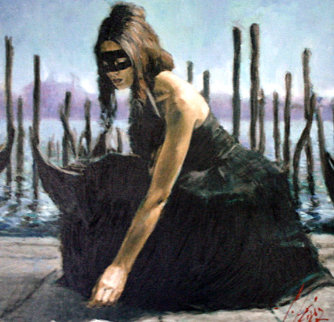 Venice 2013 Limited Edition Print by Fabian Perez