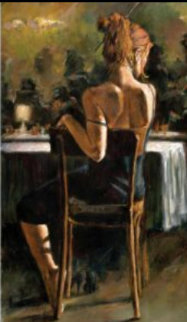 Cynzia At Las Brujas II Super Huge Limited Edition Print - Fabian Perez