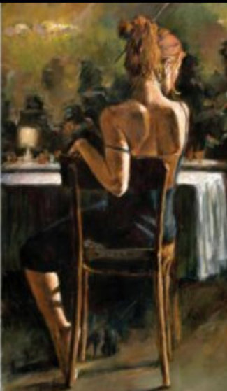 Cynzia At Las Brujas II Limited Edition Print by Fabian Perez