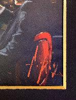 Whiskey At Las Brujas V 22x25 Original Painting by Fabian Perez - 4