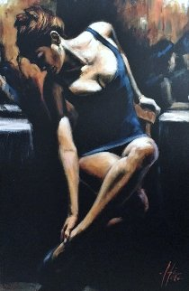 Sophia PP 2002   Embellished   Limited Edition Print - Fabian Perez
