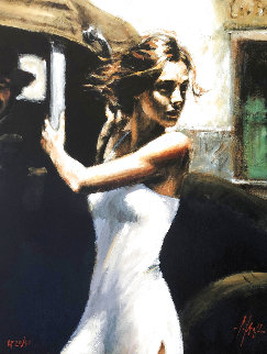 Untitled Lithograph AP Limited Edition Print - Fabian Perez
