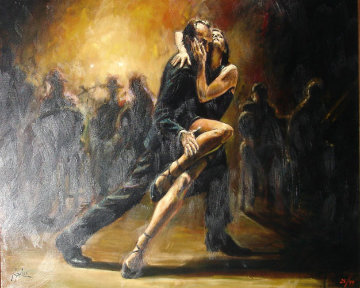 Tango 2004 Limited Edition Print by Fabian Perez