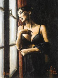 Flamenco  Limited Edition Print - Fabian Perez