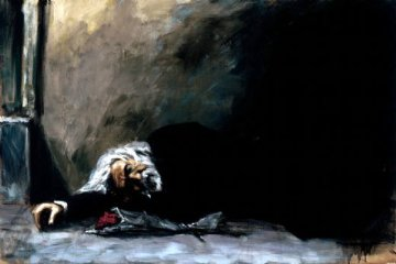 Waiting For Love to Return  Limited Edition Print by Fabian Perez