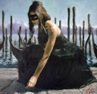 Venice AP 2013 Limited Edition Print by Fabian Perez