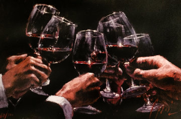 For a Better Life 6 VI 2007  Limited Edition Print by Fabian Perez
