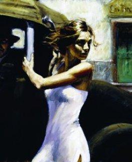 Luciana a Calles De San Telmo 2005 Limited Edition Print - Fabian Perez