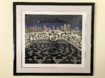 Giant 1990 Limited Edition Print - Linnea Pergola