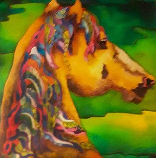 Stallion 2009 Limited Edition Print - Linnea Pergola