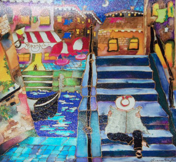 Venice Afternoon 2008 Limited Edition Print by Linnea Pergola