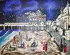 Seaside Nights, Northern Lights 1990 Limited Edition Print by Linnea Pergola - 0