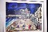 Seaside Nights, Northern Lights 1990 Limited Edition Print by Linnea Pergola - 1